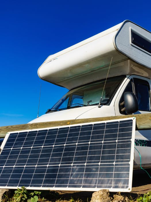 Important things to consider for Solar Power RV