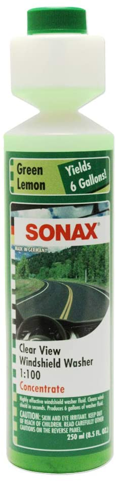 Sonax (386141) Clear View Windshield Washer