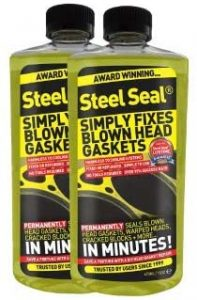 Steel Seal Blown Head Gasket Fix – 6 Cylinder