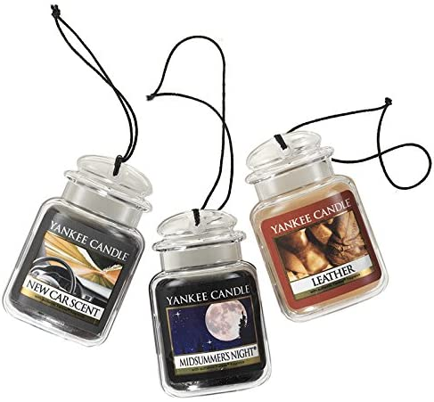 Yankee candle car jar ultimate air freshener