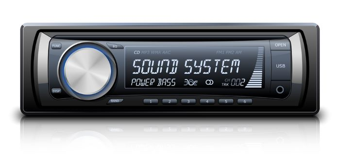 Type of Car Stereo
