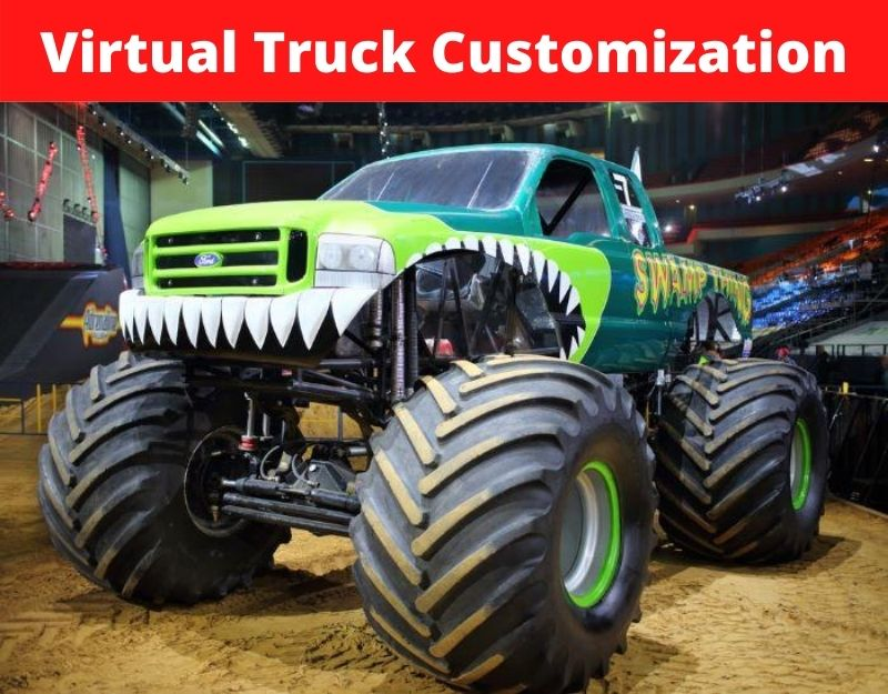 Virtual Truck Customization