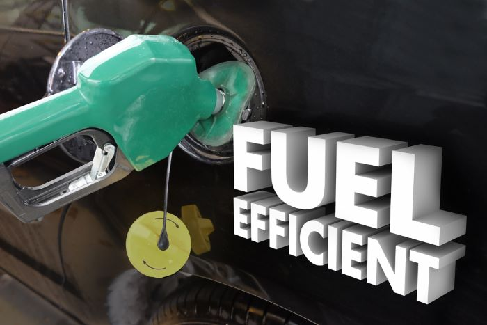 Does car weight affect fuel efficiency?