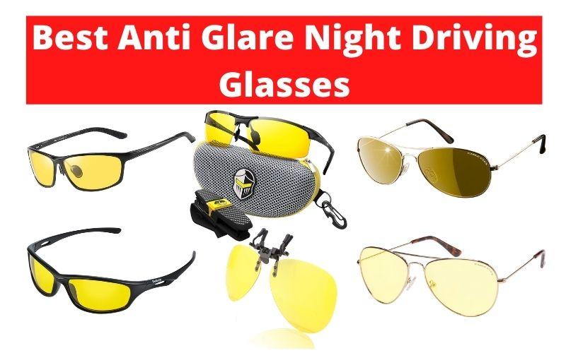 Best Anti Glare Night Driving Glasses