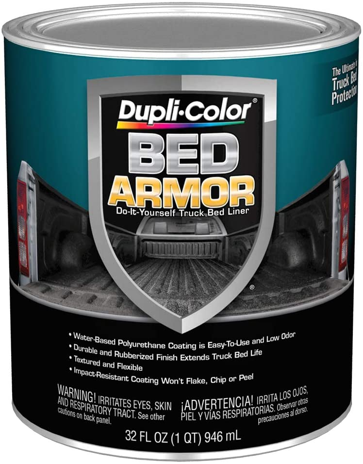 Dupli-Color BAQ2010 Bed Armor DIY Truck Bed Liner