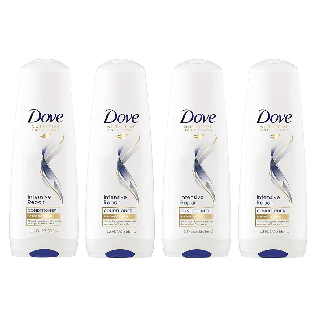 Dove hair conditioner