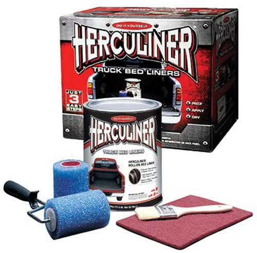 Herculiner HCL1B8 Brush-on Bed Liner