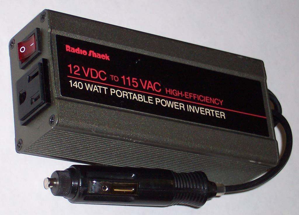 Brand power inverter for cars