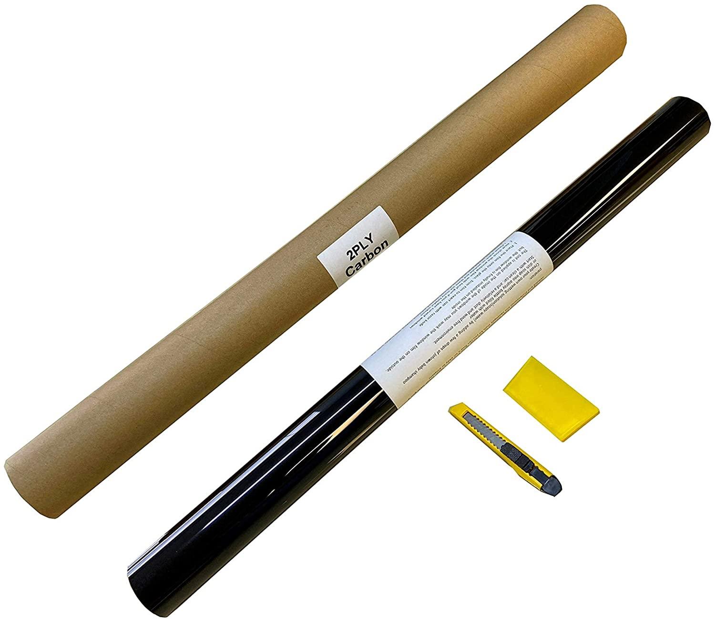 LEXEN 2PLY Premium Carbon Window Tint Film Roll