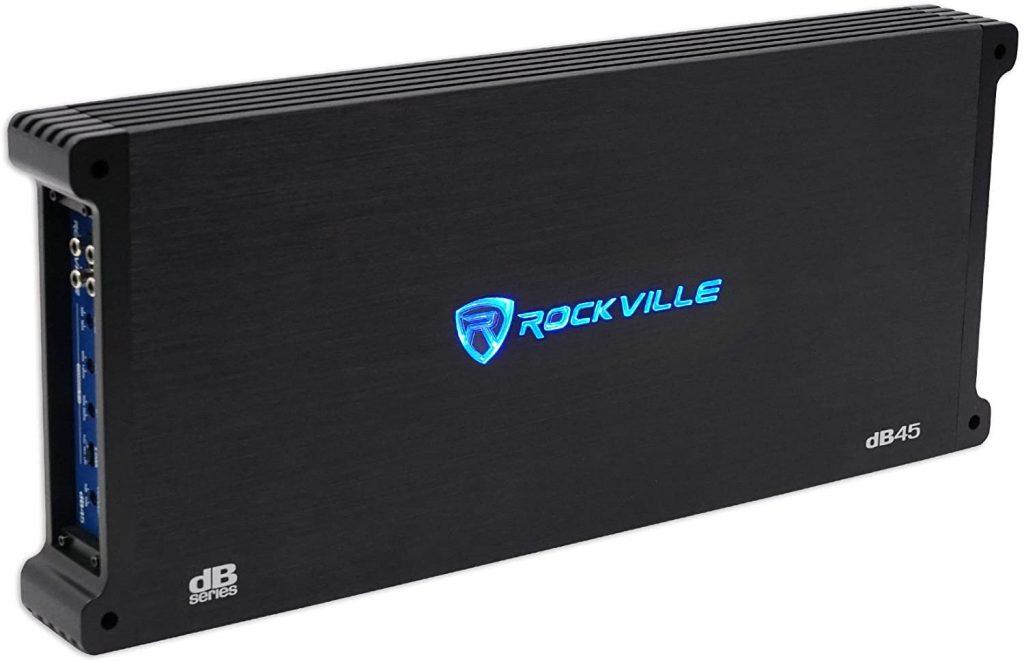 Rockville dB454 Channel Amplifier