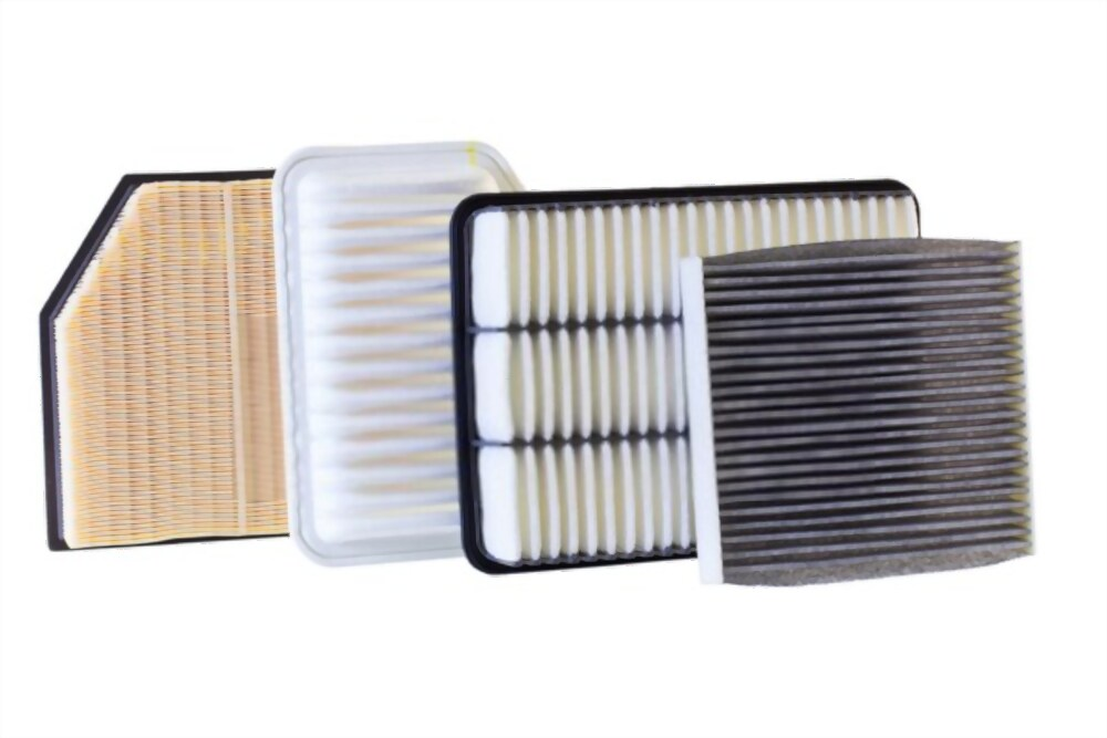 Type of cabin filter