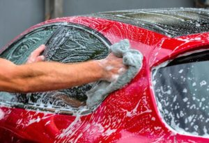 Overview: Car wash soap alternative