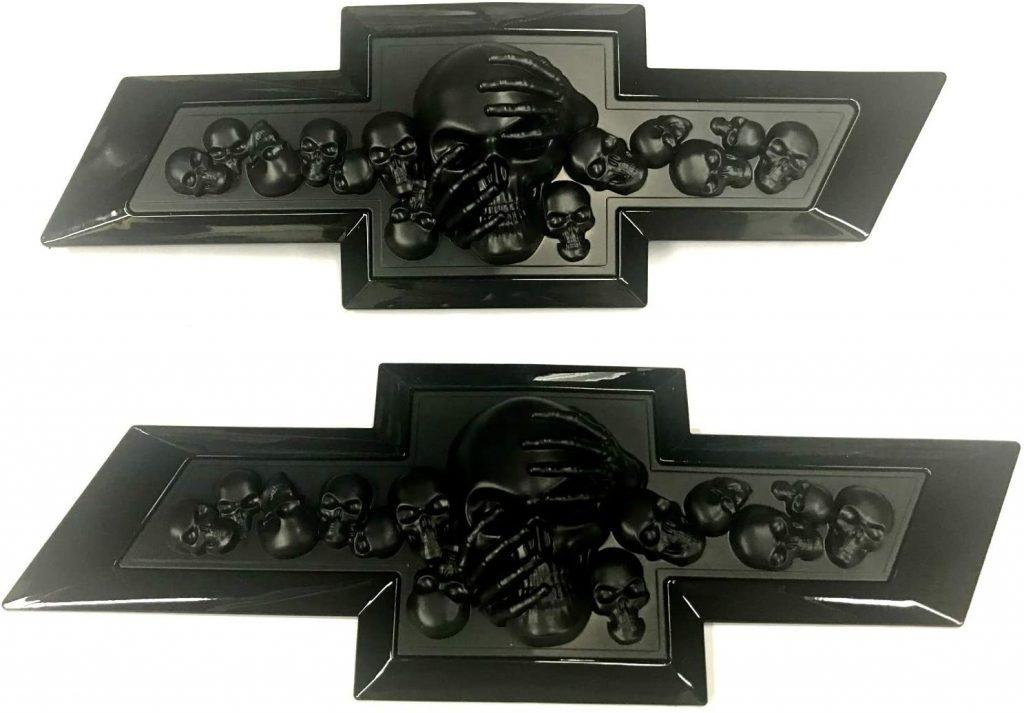 Custom Skull Evil Set