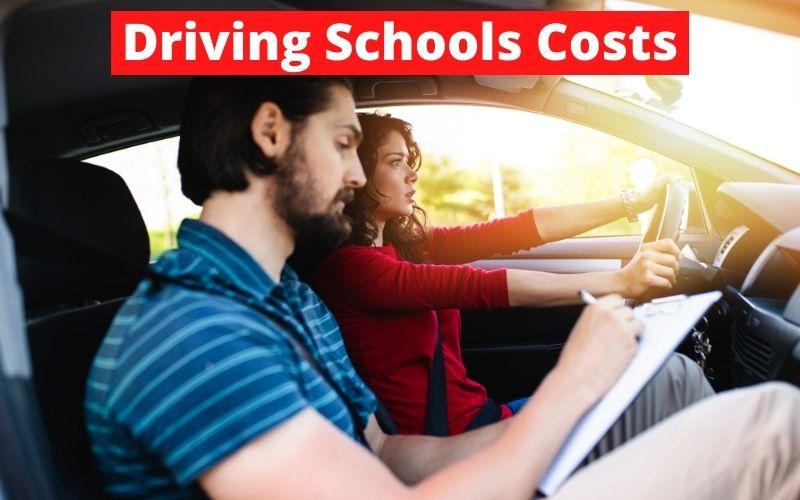 Driving School Costs