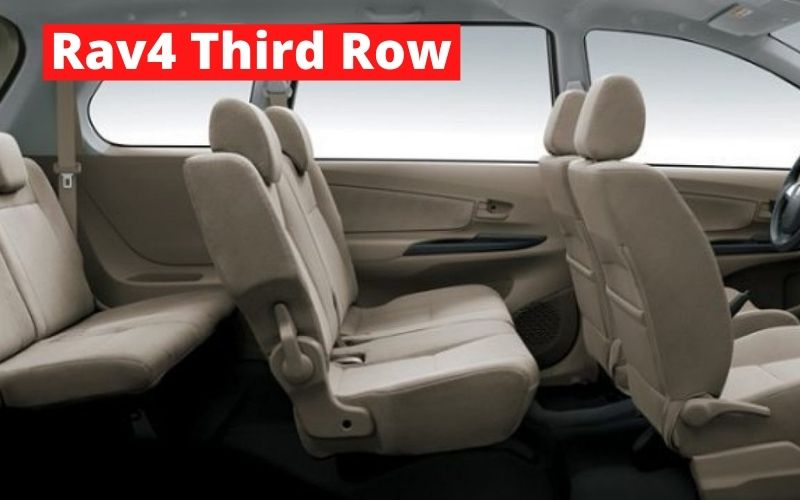 Rav4 third row