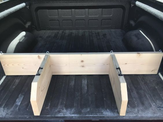 How to organize your truck bed