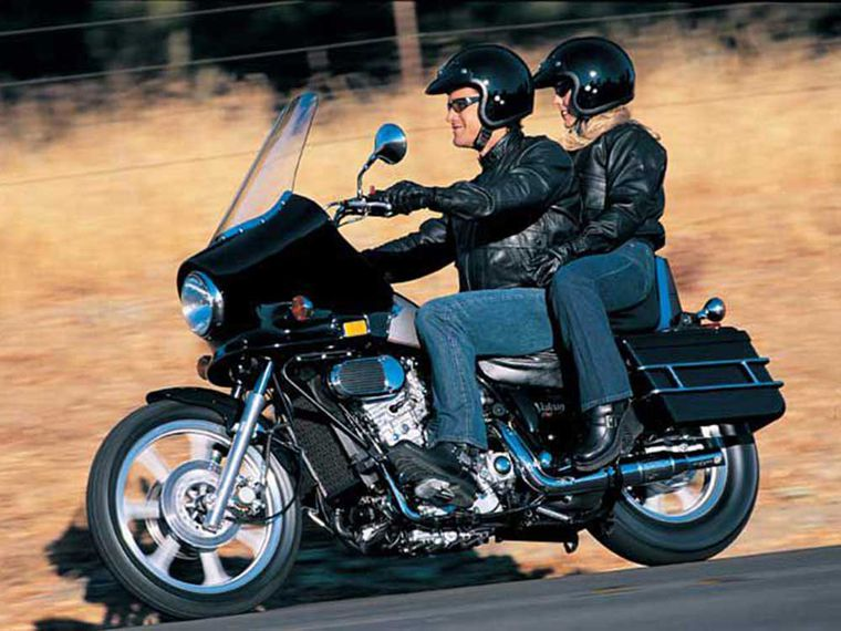 How to get your motorcycle home from the dealership