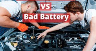 Bad Alternator VS Bad Battery