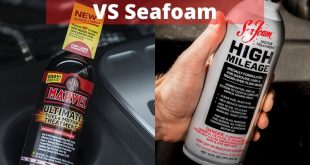 Marvel Mystery oil vs Seafoam